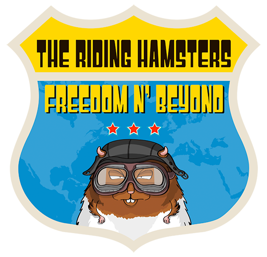 The Riding Hamsters